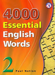 4000 ESSENTIAL ENGLISH WORDSシリーズ
