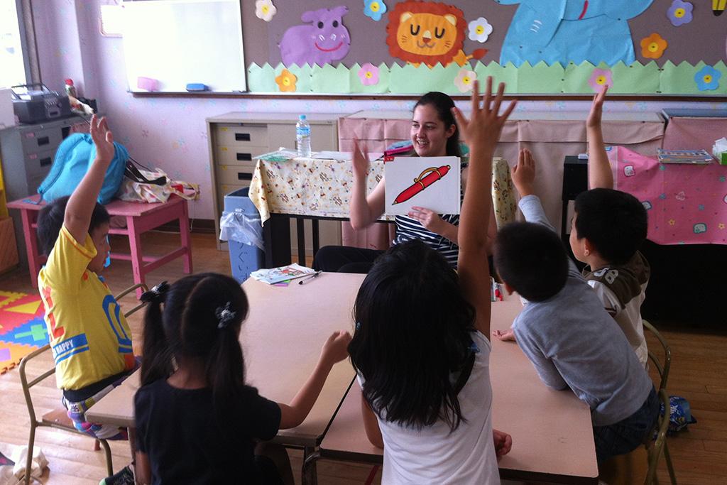 幼稚園・正課、課外レッスン